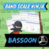 Bassoon Scale Ninja