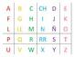 Basta (Scattergories) game for Spanish class