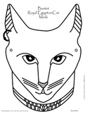Bastet Ancient Egyptian Cat Mask