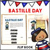 Bastille Day Flip Book National Day of France