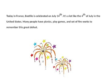 Bastille Day (French Independence day)