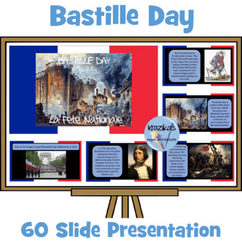 Bastille Day La Fête Nationale and the French Revolution PowerPoint Presentation