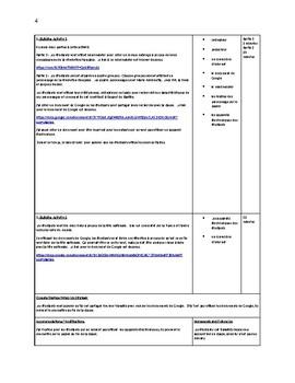 Bastille Day Lesson Plan French