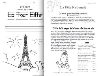 Bastille Day or really La Fête Nationale with Pepper