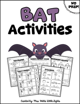 Bat Activities