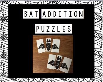Bat Addition Puzzle
