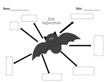 Bat Adjectives