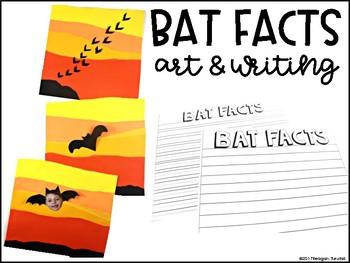 Bat Art and Writing
