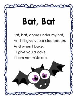 Bat Bat Poem