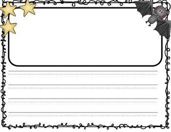 Bat Book Template