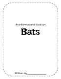 Bat Booklet