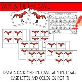 Bat Bundle: Stellaluna Book Companion and Bat Literacy Centers