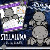 Bat Bundle: Stellaluna Book Companion and Bat Literacy Centers