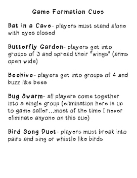 Bat, Butterfly, Bee, Bug, Bird: Flying Creatures of the Fifth Day Game
