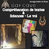 Bat Cave - Transformation de classe