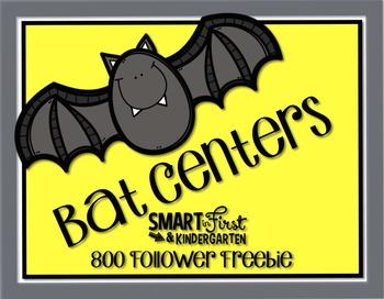 Bat Center 800 Follower Freebie