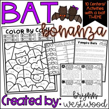 Bat Centers & Activities