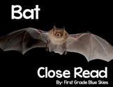 Bat Close Read