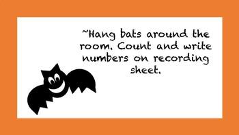 Bat Count the Room