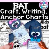Bat Craft and Writing Activity