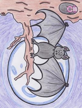 Bat Directed Draw