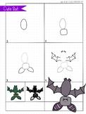 Bat Directed Draw Freebie