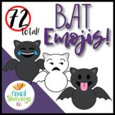 Bat Emojis MEGA Pack | 72 Emojis total!