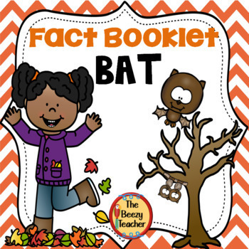 Bat Fact Booklet