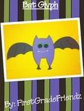 Bat Glyph Craftivity