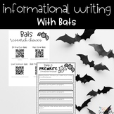 Bat Informational Writing Unit