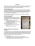 Bat Inquiry Unit Plan