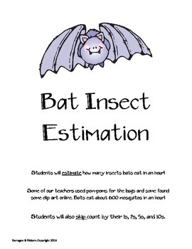 Bat Insect Estimation