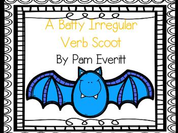 Bat - Irregular Verb Scoot