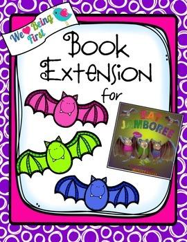 Bat Jamboree  Book Extension K-2