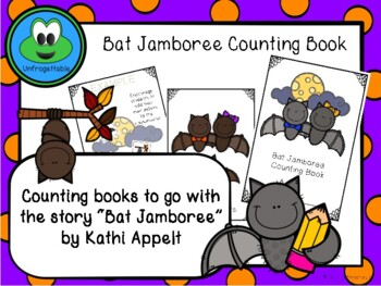 Bat Jamboree Counting Books