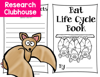 Bat Life Cycle Research Book