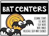 Bat Literacy Centers