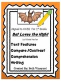 Bat Loves the Night Aligned to CCSS 1st Grade