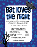 Bat Loves the Night (Supplemental Materials)