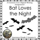 Bat Loves the Night-Journeys Grade 3-Lesson 6
