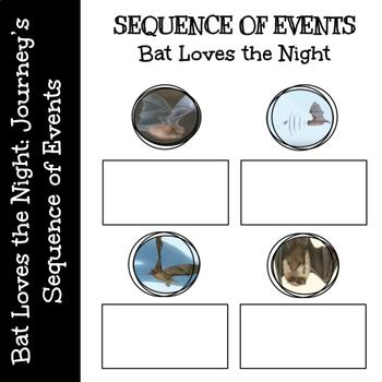 Bat Loves the Night Sequence of Events Journey's