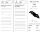 Bat Loves the Night Trifold - Storytown 3rd Grade Unit 5 Week 2