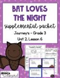 Bat Loves the Night - Supplemental Packet