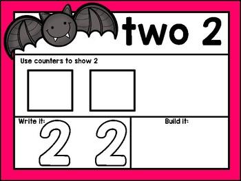 Bat Math Mats