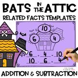 Bat Math Worksheet Activities