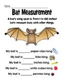 Bat Measurement FREEBIE