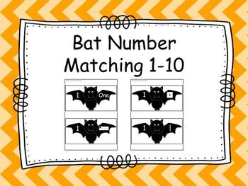 Bat Number Matching 1-10
