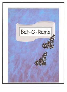 Bat-O-Rama Lessons