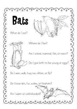 Bat Day Packet {FREEBIE}
