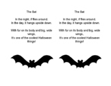 Bat Poem